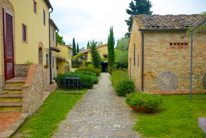 "The ""apartments"" at Agriturismo Montalbino"