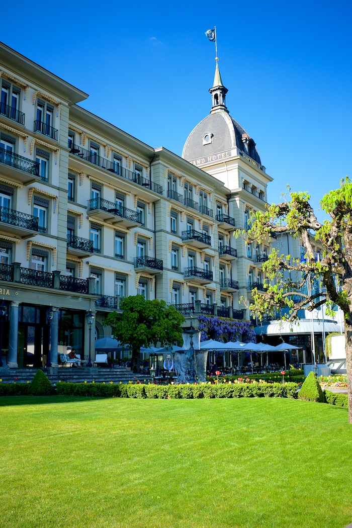 The Grand Hotel Victoria-Interlaken